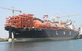 Livorno re-gassification